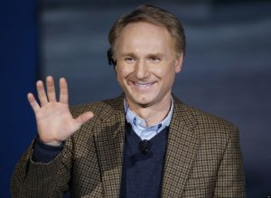 Biografia Dan Brown