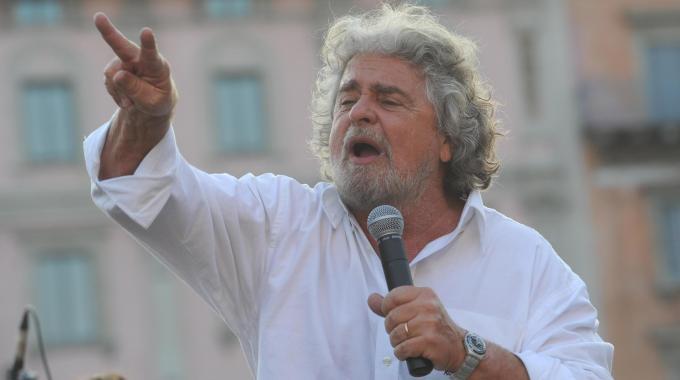 Beppe Grillo e il fallimento dell'Italia