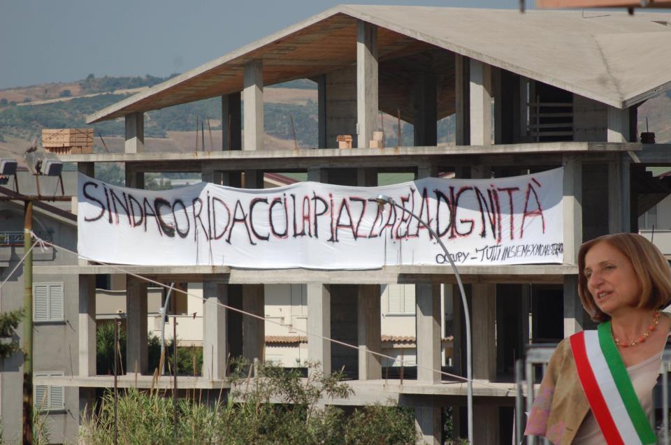 Maria Carmela Lanzetta e Matteo Renzi