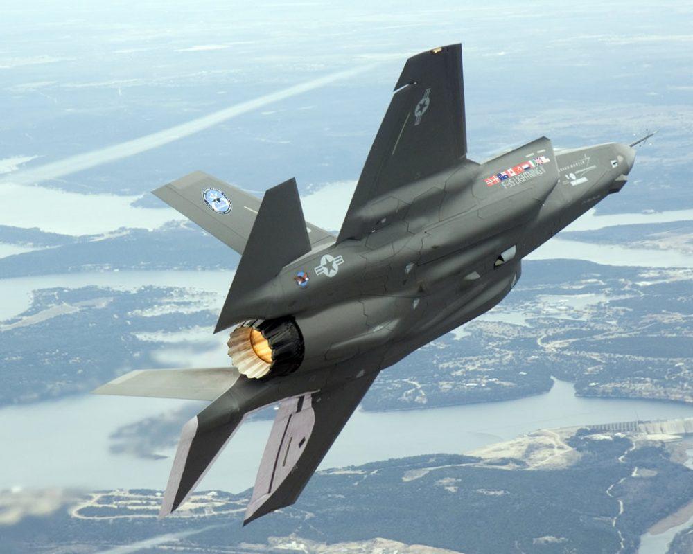 Lockheed Martin F-35 Lightning II è un catorcio