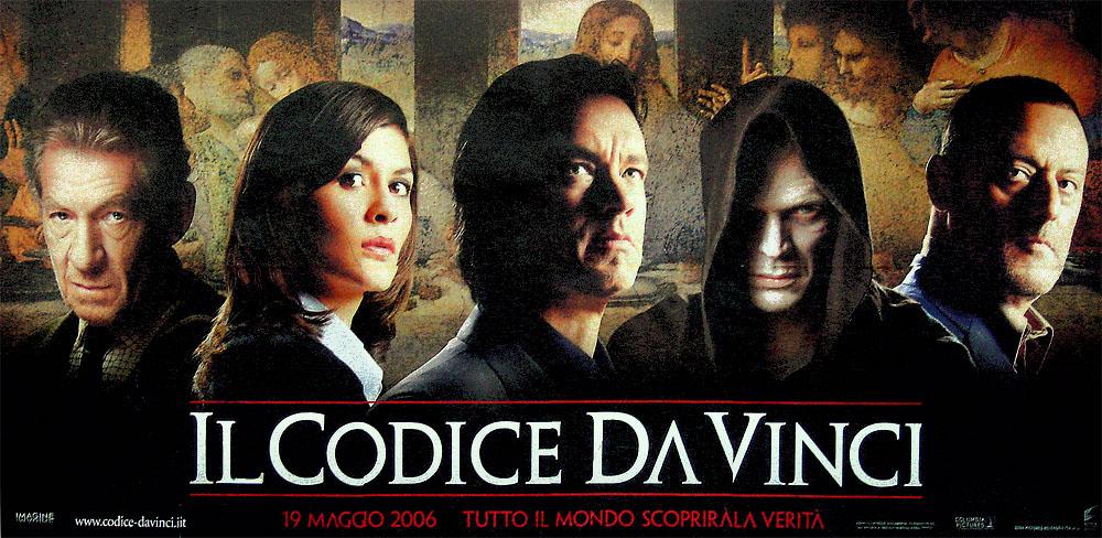 Film Codice da Vinci criticato
