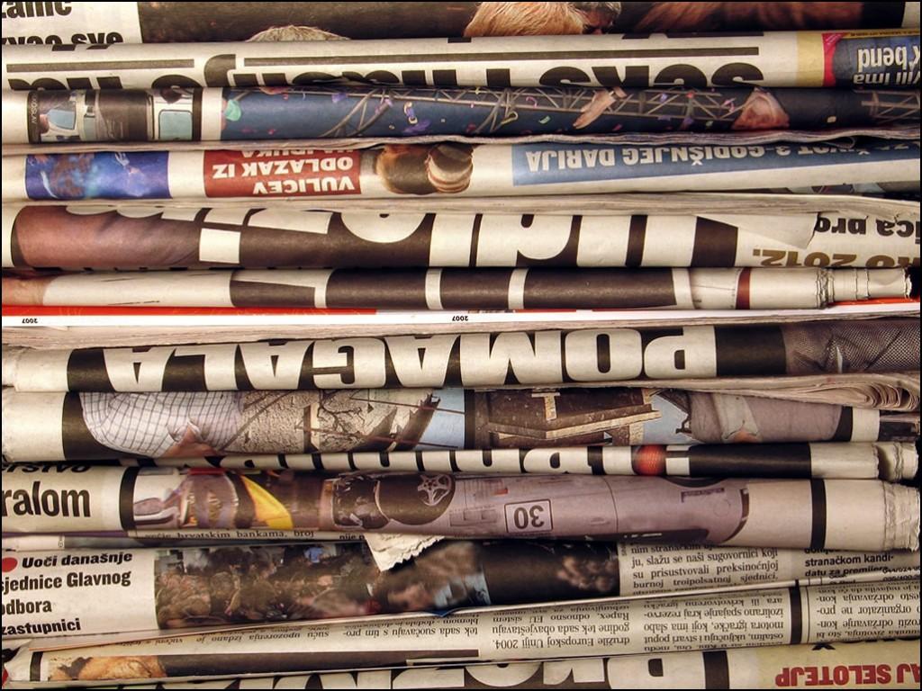 Finanziamenti pubblici ai giornali