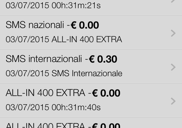 Attivazione iMessage con SMS internazionale